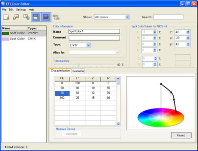 EFI Color Editor